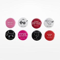 Paul Smith Pin Badges
