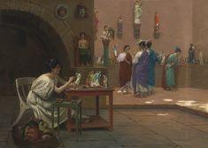 gérôme, jean-léon atelier de ||| allegorical ||| sotheby's n09034lot5pqkpen