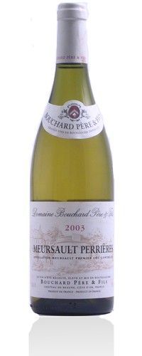 Bouchard Pere & Fils Meursault Perrieres Premier Cru 2003 : Deep toasted spice aromas beckon towards a medium-bodied and plump palate characterized by hazelnut, mineral and pear flavors. $120.60 Online Wine Shop, Organic Wine, Wine Guide, French Wine, Wine Delivery, Wine Cheese, Wine Label, Wine And Spirits, Fine Wine