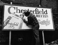 Chesterfield Cigarettes Satisfy