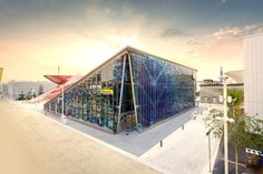 Sustainable Farm Pavilion (New Holland Agriculture), Expo Milano 2015