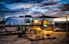 7 Airstream Trailers