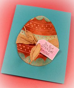 Egg Easter greeting cards for a egg-stra Happy Easter. A few card making ideas to help you make cards for this holiday. Easter Greeting Cards, Making Greeting Cards, Easter Card, Greeting Cards Handmade, Christmas Verses, Business Christmas Cards, Step Cards, Card Making Supplies, Shaped Cards