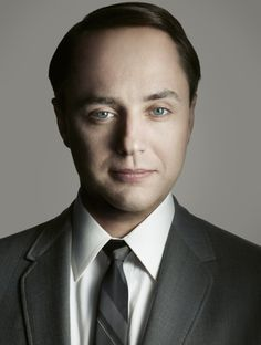 Mad Men Pete Campbell! he also played connor one of my fav angel characters.