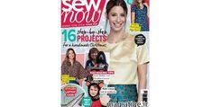 دانلود مجله خیاطی Sew Now Issue 15 December 2017