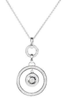 Starck FEELINGX exclusive - Anhänger für Halskette aus 925-Sterlingsilber mit vielen Zirkonias - http://schmuckhaus.online/starck-feelingx-exclusive/starck-feelingx-exclusive-anhaenger-fuer-aus-925-46
