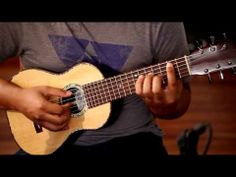 ▶ Corey Fujimoto Original On New Pepe Romero Guilele - YouTube