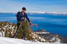 This is your guide to the many South Lake Tahoe cross country skiing opportunities. Enjoy cross country skiing in beautiful Hope Valley, Spooner Lake, or Kirkwood sk resort.