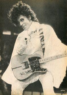 Classic Prince & The Revolution 1984/85 Purple Rain Tour