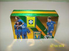 Memória do Futebol Contada na Caixinha de Fósforo: MEMÓRIAS DO FUTEBOL