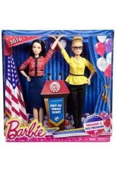 Barbie® President and Vice President Dolls | The Barbie Collection