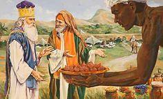A Bíblia pela Bíblia: Melquisedeque: rei e sacerdote.