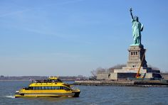 Day #22 (7/4) - Ferry to liberty Island.