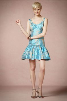 <3 Fanfare Dress in Bridesmaids & Partygoers Dresses at BHLDN