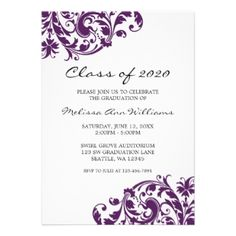 19 best college graduation announcements images on pinterest invite guests in style with this marsala and black swirl graduation invite an elegant red swirl decoration is featured on this cheap graduation filmwisefo