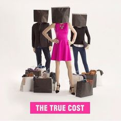 This film is a must see if you haven't seen it it's on Netflix - a truly inspirational eye-opening documentary. Perfect week to watch with it being @fash_rev #jointhemovement #whomademyclothes #fashionrevolution @truecostmovie