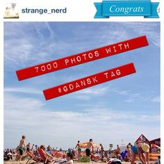 24.08.2012 #7000 photos with #Gdansk tag. #igers #igersgdansk #igerspoland @strange_nerd  (Taken with Instagram at Promenada Brzeźno)