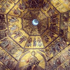 Baptistery of Florence ❤️❤️❤️