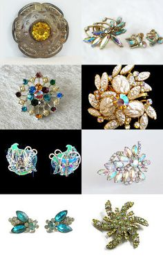 All That Glitters by Kathleen Daughan on Etsy--Pinned with TreasuryPin.com