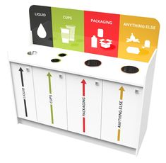 Indoor Office Recycling Solution
