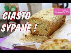 Sypane Ciasto Drożdżowe dla leniwych