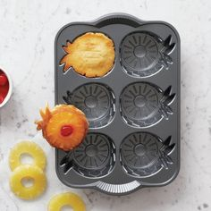 Nordic Ware® Pineapple Cake Pan | Sur La Table