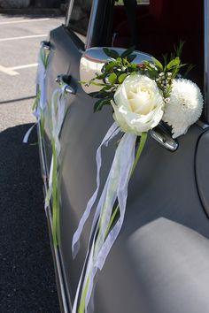/Voiture Classique D/éco pour le mariage aux couleurs tendance 20/N/œuds//n/œuds pour antenne pour la d/écoration du Mariage voitures en voiture/