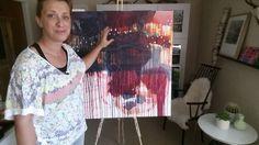 Et maleri jeg troede var færdigt, får nu en ny chance