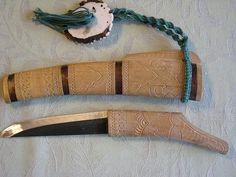 ainu makiri 2007.07-DSCN02640221 | Wood Craft. ainu knife. m… | Flickr