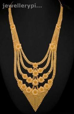New Gold Jewellery Designs, Gold Mangalsutra Designs, Jewelry Design Earrings, Gold Wedding Jewelry, Gold Rings Jewelry, Gold Jewelry Simple, Gold Costume Jewelry, Or, Gold Necklace
