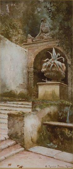 Scorcio Villa D'Este