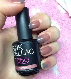 Pink Beauty Club shared Jolien Van Hoof's photo. Ombre met 110 en 140. Nu nog iets leuk er over stempelen