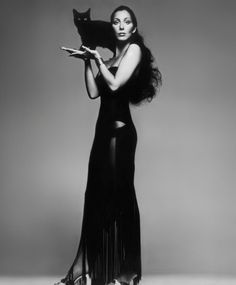 WE ♥ CHER- Cher for Vogue, June 1974 by Richard Avedon, www.imageampilfied.com…