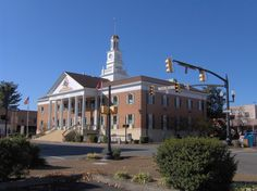 Athens, Tennessee County Courthouse