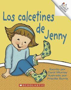 JENNYS JENNYS SOCK ROOKIE READERS LEVEL.