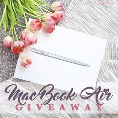 Go to ----> (@itspamdel) next! . Open Worldwide!  I've partnered up with some great #shops and #bloggers to give one lucky #follower a Brand New MacBook AIR Laptop! . To enter to win follow these simple steps below: . 1. Follow me. . 2. Like this post. This is how we see your entry. . 3. Follow (@itspamdel) next and repeat the steps above.  When you make it back here (and have followed everyone in the loop) you're entered to #win! . 4. If you have a friend who would like this let them know…