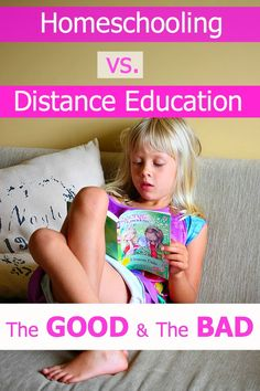 Homeschooling & Distance Education - The GOOD + The BAD. My thoughts and tips from teaching our 6 year old!