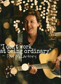 Paul McCartney / I love this picture.I finally got to see my teenage idol, Sir Paul McCartney in Tulsa Ok Sir Paul, John Paul, Ringo Starr, George Harrison, Liverpool, John Lennon, Beatrice Mccartney, Great Bands, Cool Bands