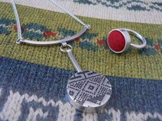 Crafted in Scotland - Buy and Sell beautiful Scottish products Textile Jewelry, Jewellery, Scotland, Textiles, Kids Rugs, Crafty, Country, Pattern, Stuff To Buy