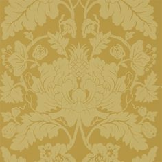 Style Library - The Premier Destination for Stylish and Quality British Design | Products | Villandry Wallpaper (ZPAL312701) | Damask Wallpapers | By Zoffany