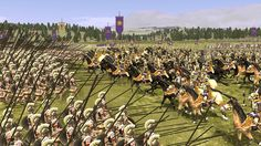 armée macedonienne | Rome: Total War - Gold Edition pour Mac - DLC | Feral Interactive