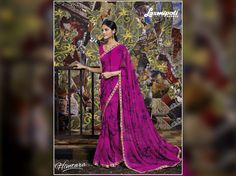 Nobody like common look, because all women has their own charm & our collection gives additional ordinary look to you. Add shimmer in your beauty by #draping this lovely colour #sarees. Matching blouse is available to add the glam. Shop now@http://bit.ly/29ilnLR #couture #style #happiness #LaxmipatiSaree #HIMTARA0616