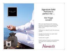 Signature Travel Set with Solid Perfume & Candle. #EcoFabulouslyMe