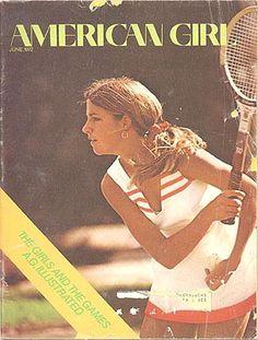 """American Girl"" Jimmy Connors, Bjorn Borg, World Of Sports, Wimbledon, Victorious, American Girl, Tennis, Hero, Kitsch"