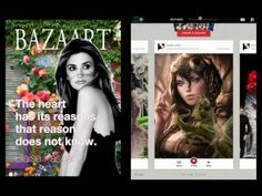 Bazaart for the iPad - app review and step by step guide by @My Apple Podcast #myapplepodcast #bazaart