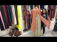 YouTube Shopping Places, Kurti, Kimono Top, Boutique, The Originals, Fabric, Youtube, Tassels, Stuff To Buy