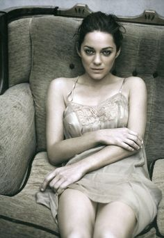 Marion Cotillard by Ruven Afanador for Citizen K