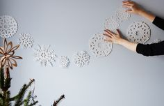 Simple Snowflake | Elizabeth Street