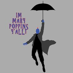 Yondu Im Mary Poppins Y'All