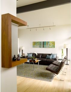 Modern Furniture Design - Living Room Lounge Chair - Barcelona Chair Replica - Cheap Living Room Chairs
